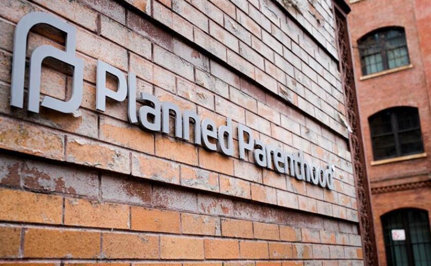 Vista de una clínica de Planned Parenthood, la mayor organización de planificación familiar estadounidense en Nueva York, Estados Unidos, hoy, 7 de marzo de 2017. EFE/Archivo