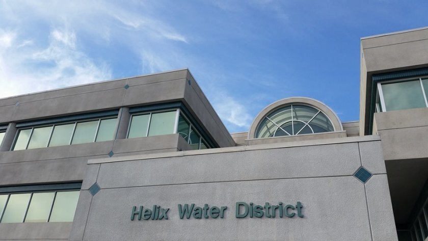Customers in the Helix Water District will see their rates go up starting in November.