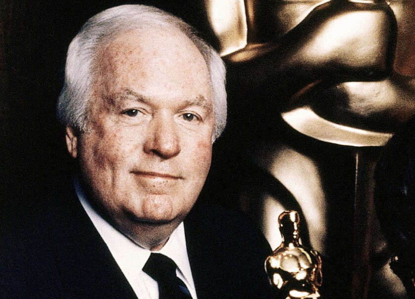 """Gene Allen won an Oscar for """"My Fair Lady"""" for production design and helped speed up the pace of the Academy Awards broadcast."""