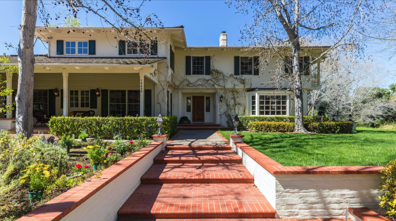 George Brent's former Rancho Santa Fe retreat