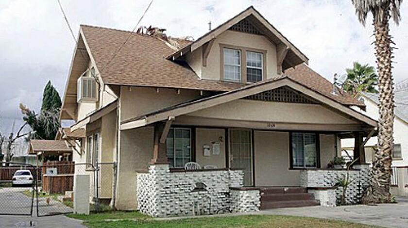 Dollar Homes program in San Bernardino