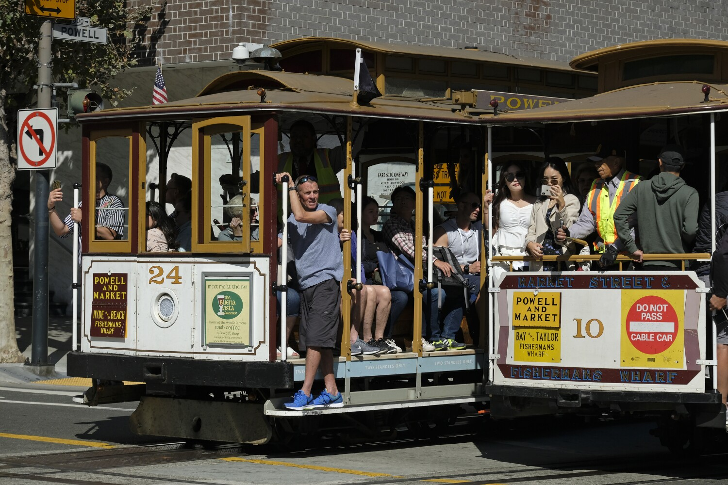 Cable cars to return to San Francisco as pandemic ebbs, city reopens