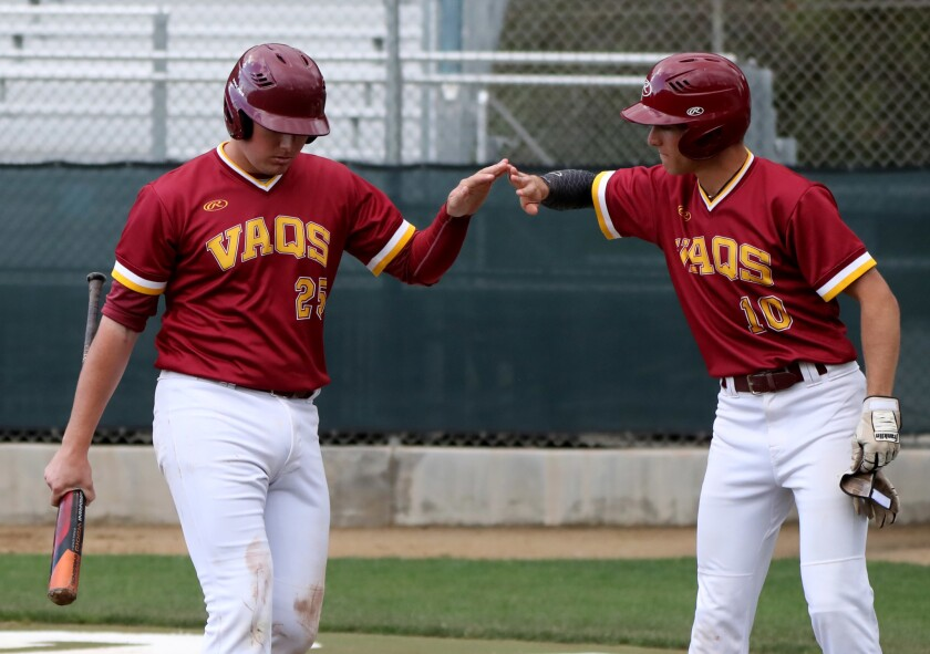 Photo Gallery: Glendale College baseball vs. Barstow at home