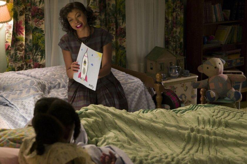 "Taraji P. Henson stars in the crowd-pleasing drama ""Hidden Figures."""