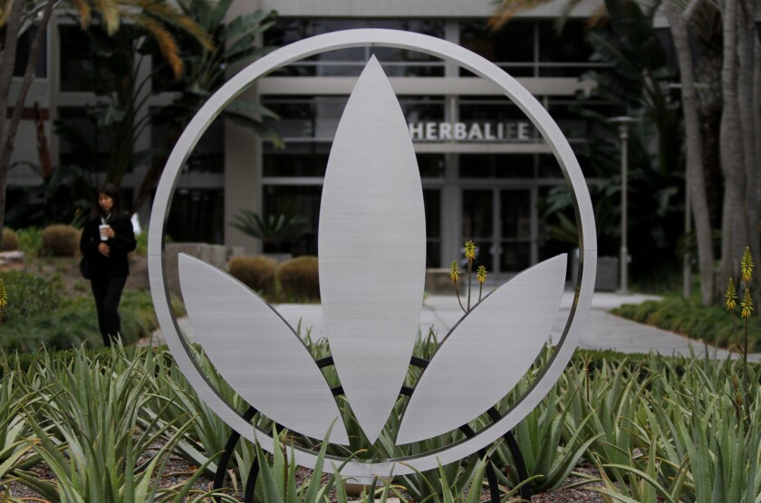 Community leaders call for Herbalife investigation