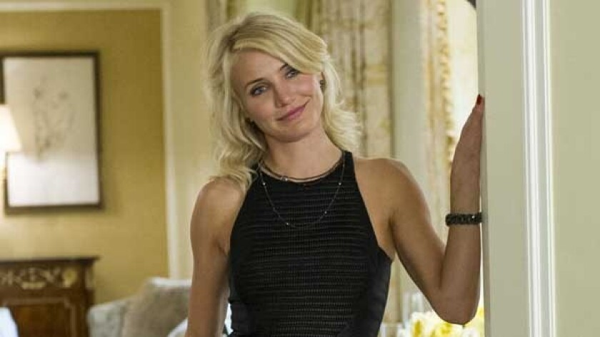 """Cameron Diaz stars in the 2014 comedy """"The Other Woman"""" on HBO."""