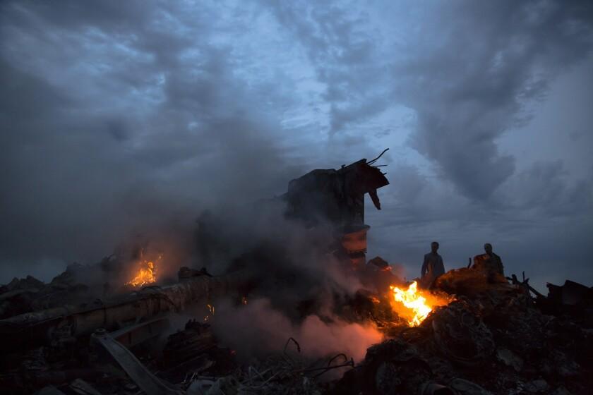 Malaysia Airlines Flight 17 crash