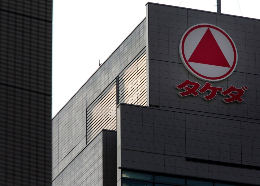 Views Of Takeda Pharmaceutical Headquarters As Takeda Loses First Federal Trial Over Actos Diabetes Drug