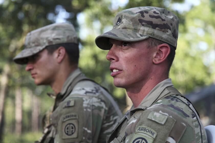 Staff Sergeant Ryan Graves talks about the death of fellow solider Staff Sergeant Jason Lowe