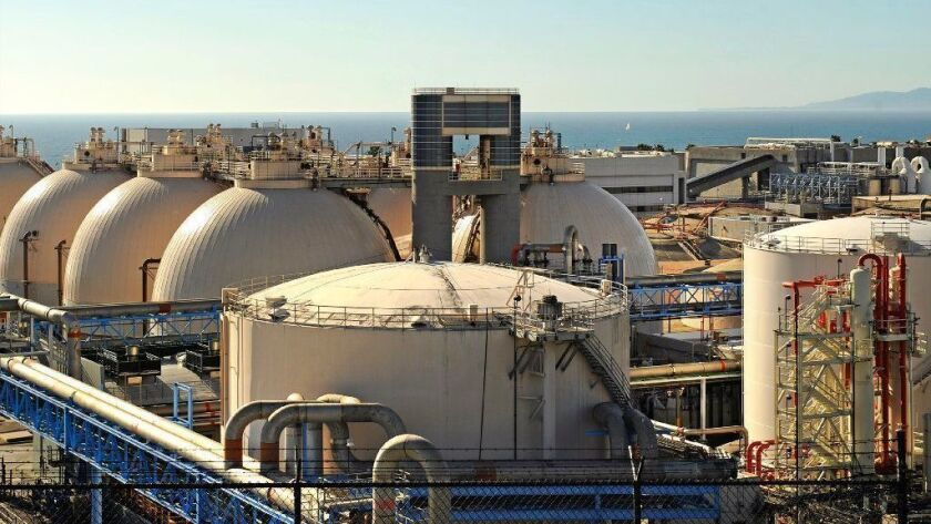 Los Angeles officials have set a 2035 goal of recycling all the treated wastewater produced by the Hyperion Water Reclamation Plant, which processes most of the city's sewage.