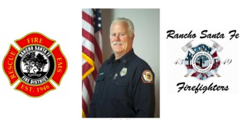RSF Fire Captain Dale Mosby died on Nov. 16.