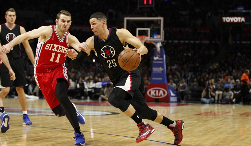 Clippers rout 76ers for a season-best sixth win in a row