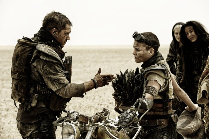 'Mad Mad: Fury Road'