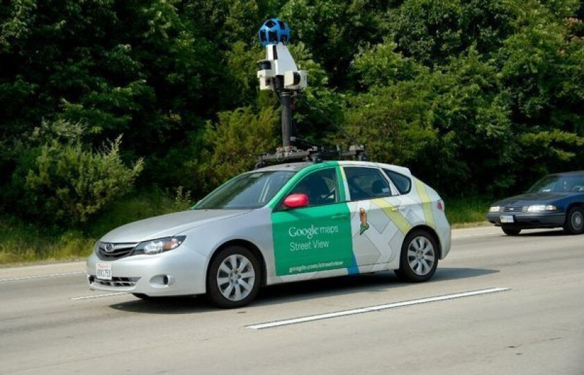 Google cuts $7-million settlement with states over Street View