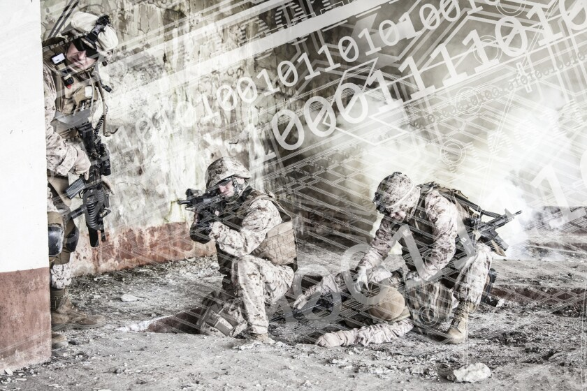 Understanding how wars break out relies on understanding social divisions, which may be illuminated by data analysis.