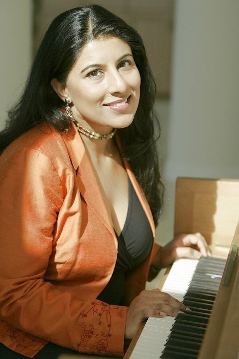 For opera singer Priti Gandhi, it's been great fun — but now it's time to head to New York and San Francisco.