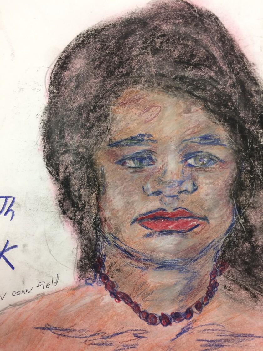 Victim of Samuel Little who was slain near Little Rock, Ark.