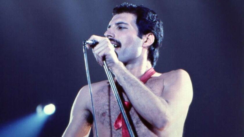Bohemian Rhapsody' glosses over Freddie Mercury's roots and religion — just  like he did - Los Angeles Times