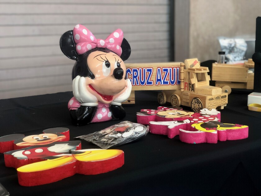 Products seized at the border for violation of intellectual property rights (IPR)
