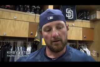 Padres bullpen provides versatility in its attack