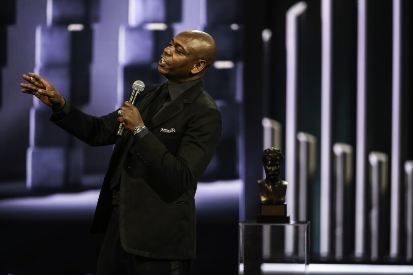 Dave Chappelle: The Mark Twain Prize