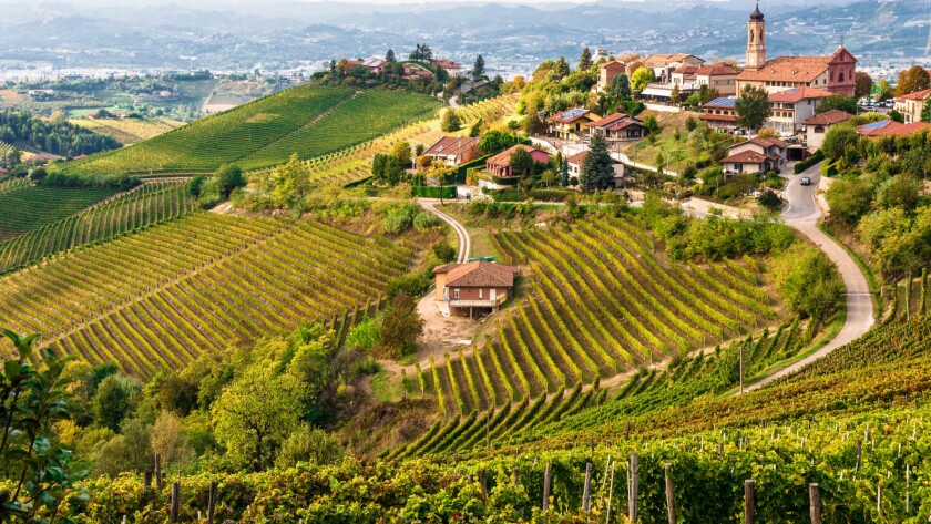 See the Piedmont region of Italy on a weeklong bicycle tour with L.A. chef Mary Sue Milliken.