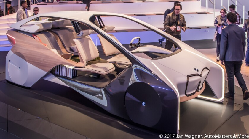Distinctive BMW exterior design cues