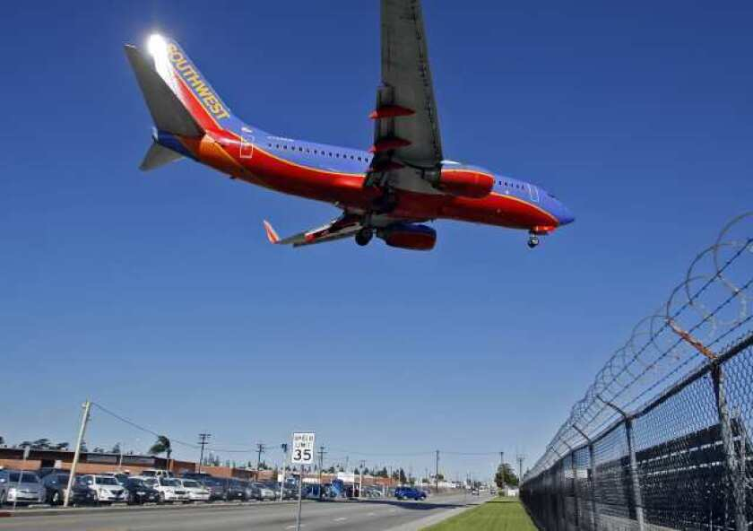 Noise remains ongoing problem for residents near Bob Hope Airport