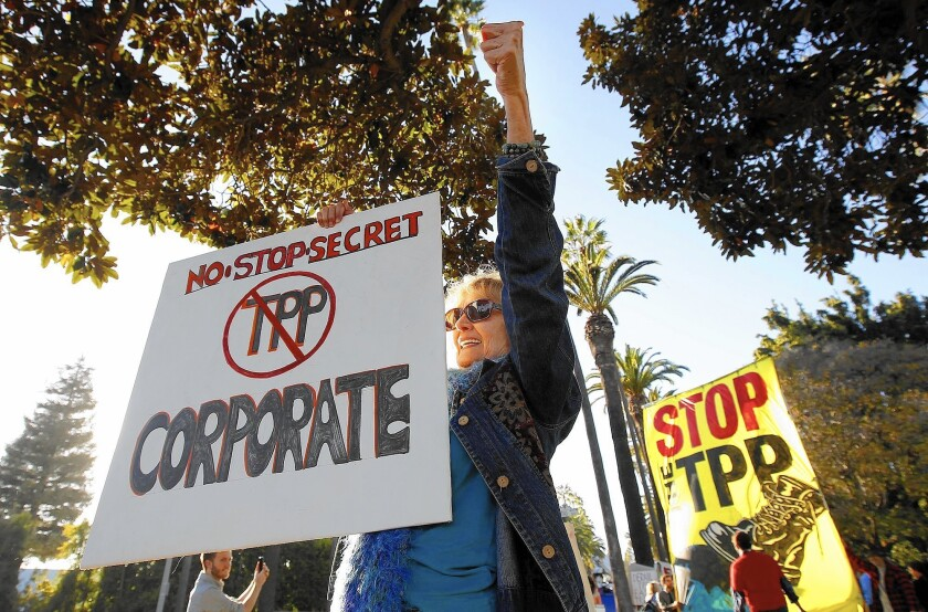 Dissecting the Trans-Pacific Partnership