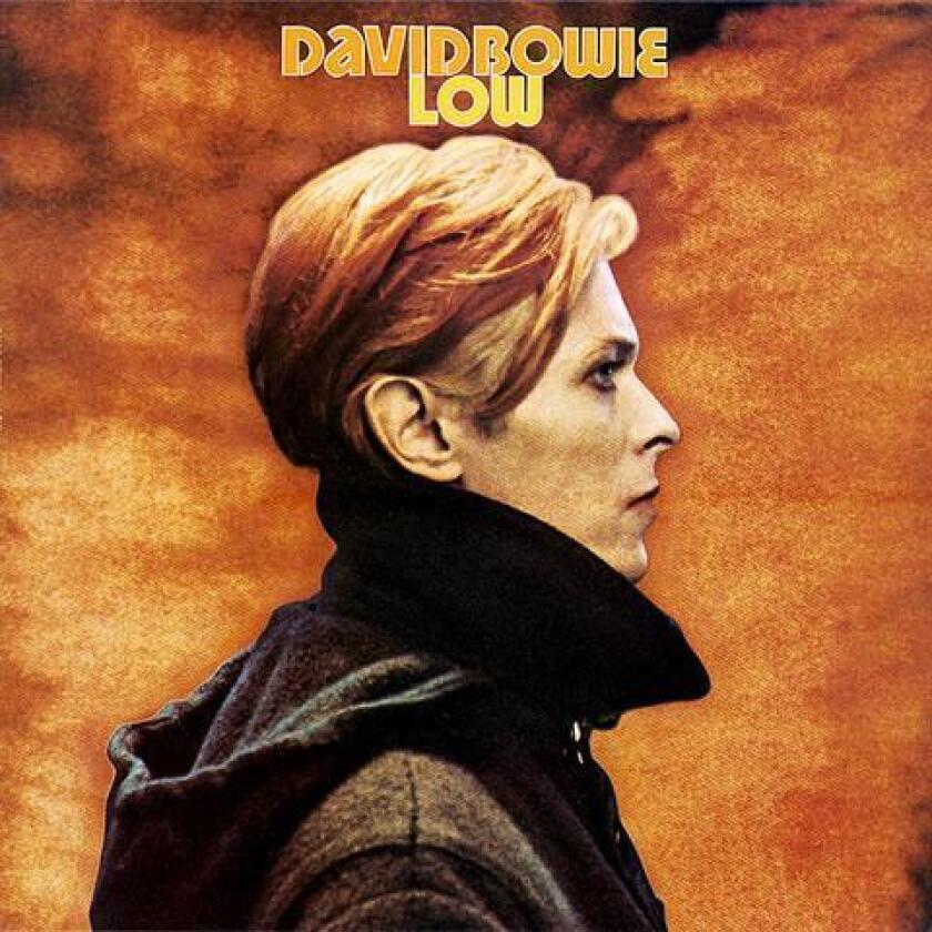 David Bowie's 1977 album 'Low'