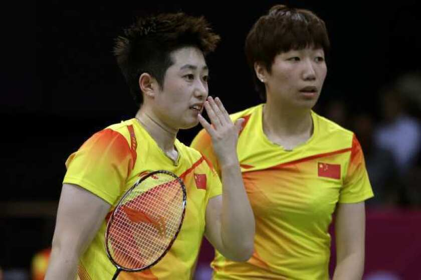 London Olympics: Badminton scandal rocks sport; 8 players expelled