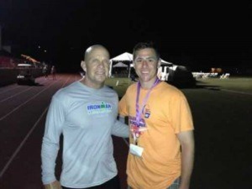 Relay For Life 2013 Tom Atwell Jamie Meronoff