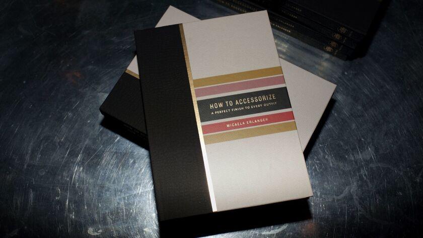 Micaela Erlanger's 'How to Accessorize' Book Celebration Dinner