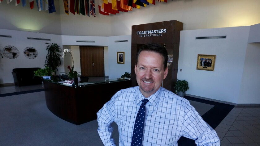 Toastmasters to move from California to Colorado