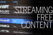 Cutting the cord: Streaming free content