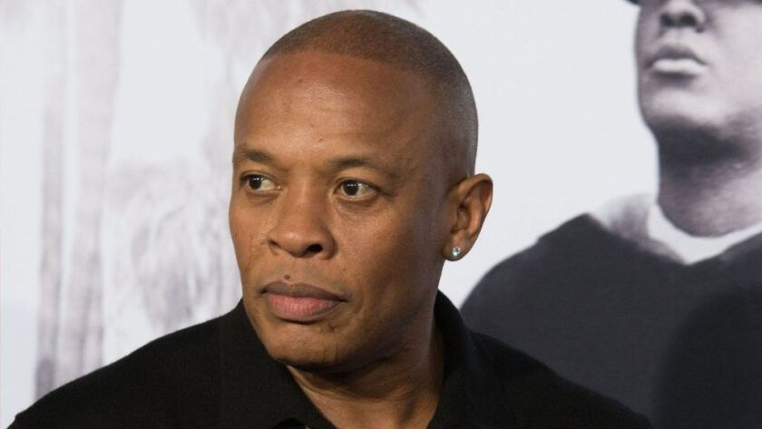 Dr. Dre has bought a Calabasas home with a recording studio for $4.9 million.