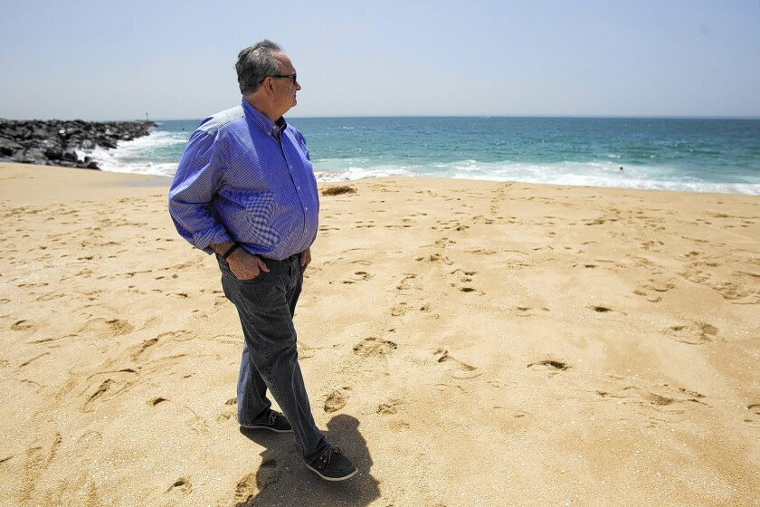 Bob Rogers made a PBS SoCal documentary about the origin of the Wedge, which was created after his great-uncle had the harbor entrance reshaped due to a family tragedy.