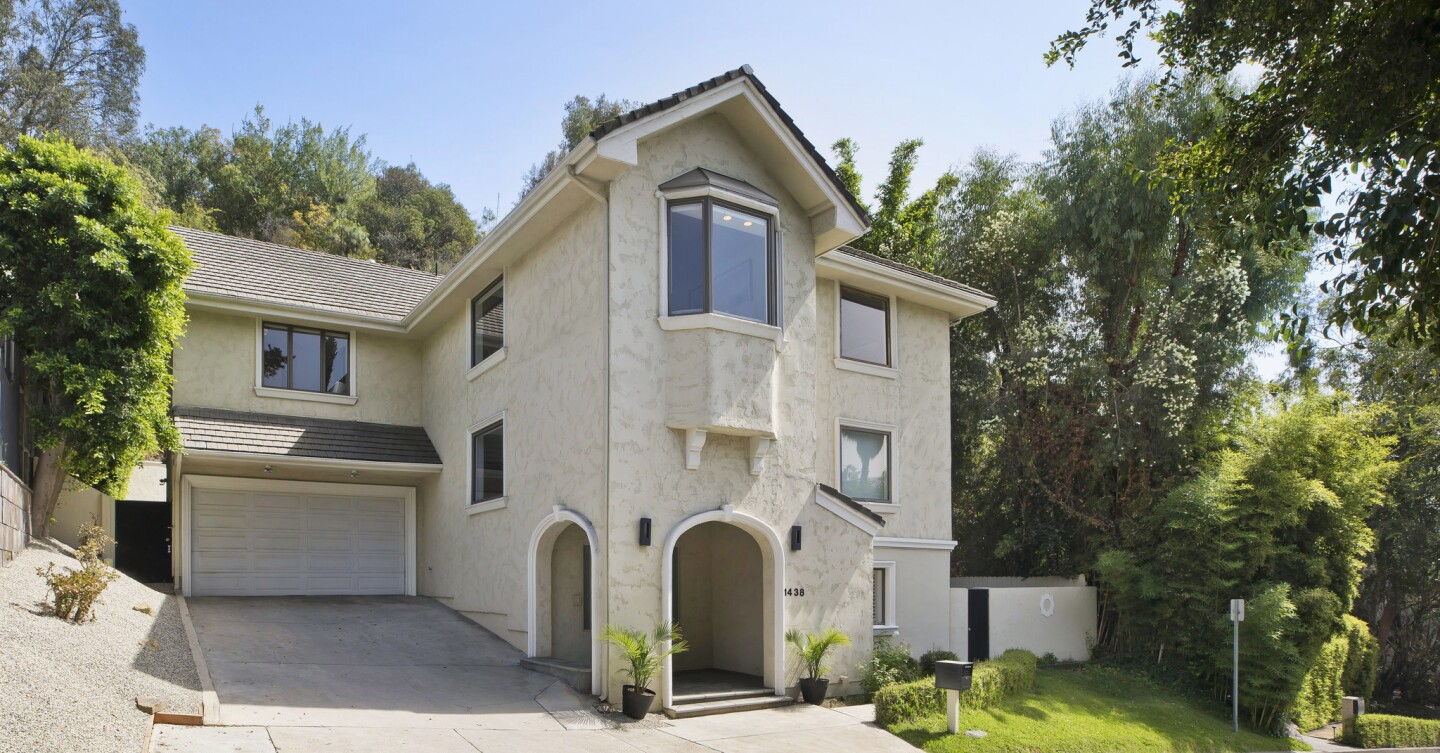 Brian Perera's Hollywood Hills West home   Hot Property