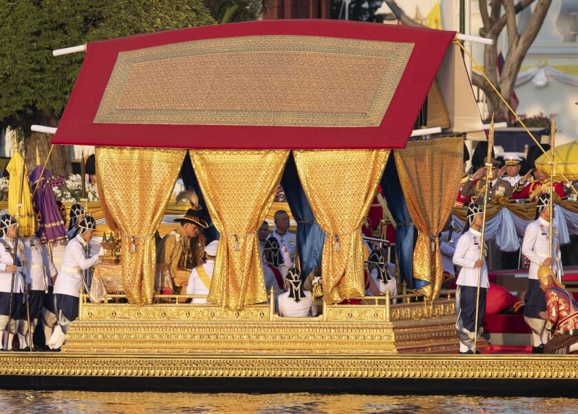 Thailand Royal Barge