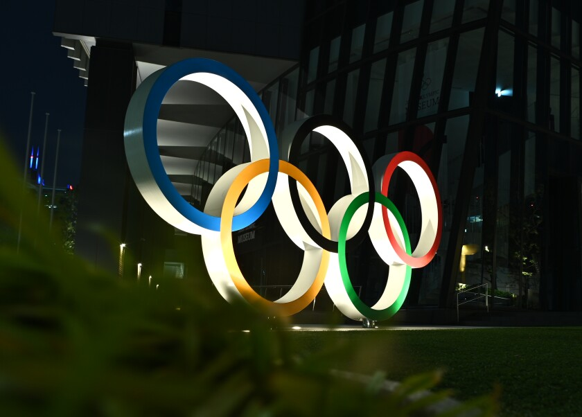 Would the Summer Olympics be canceled if the COVID-19 pandemic is not brought under control by the summer of 2021?