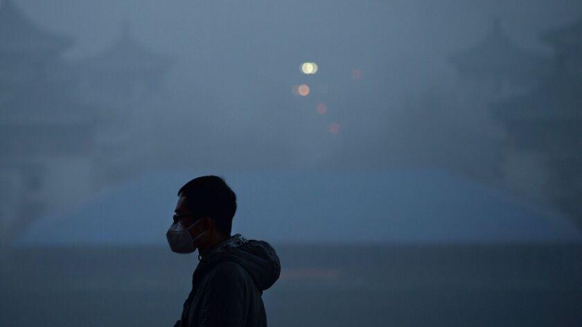 FILES-CHINA-ENVIRONMENT-CLIMATE-UN