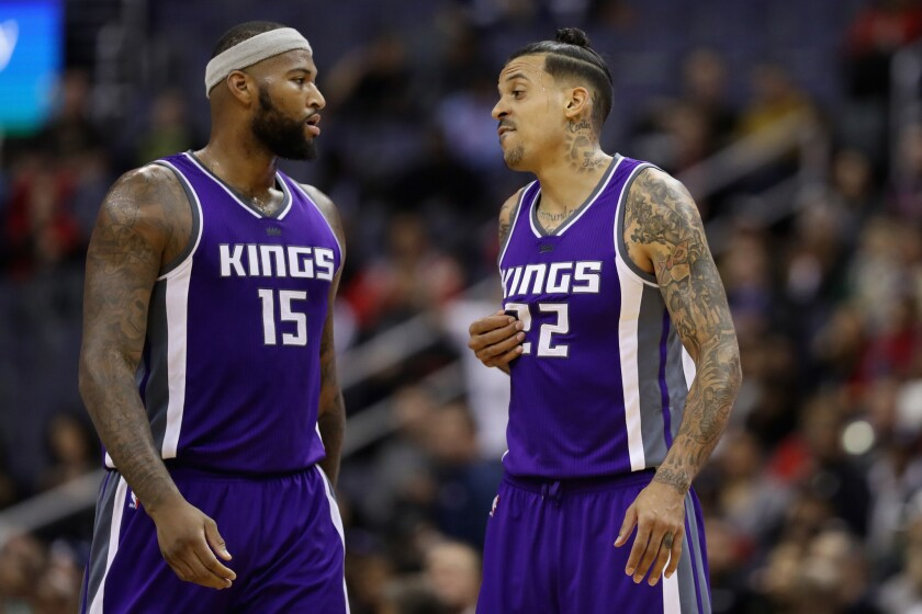 Sacramento Kings v Washington Wizards