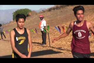 Challenge of cross country