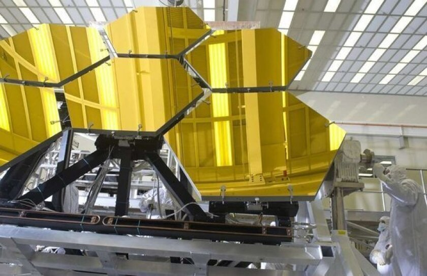 James Webb Space Telescope squeezing budget, NASA official says