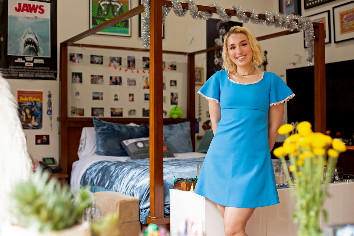 My Favorite Room | Actress-musician Harley Quinn Smith