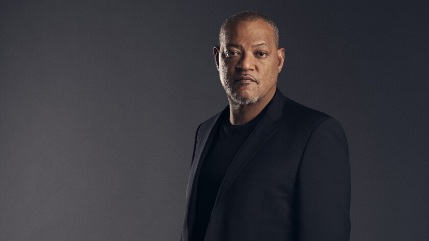 """Laurence Fishburne in """"History's Greatest Mysteries"""" on History."""