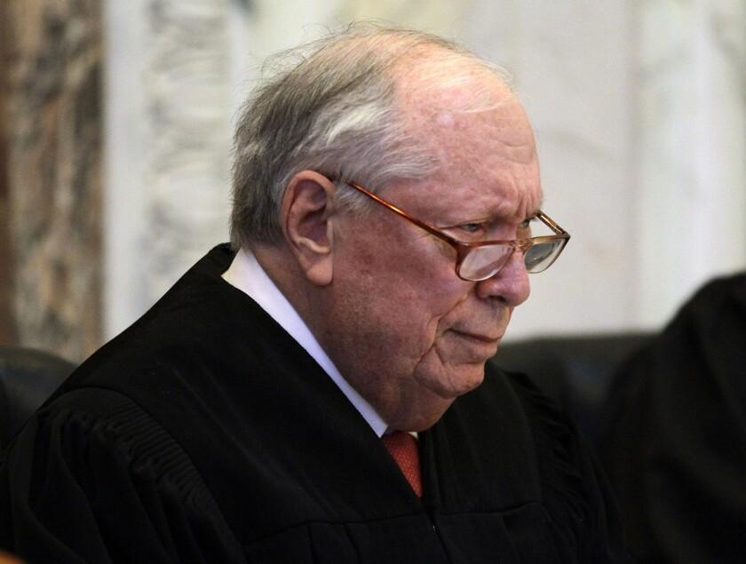 U.S. appeals court Judge Stephen R. Reinhardt