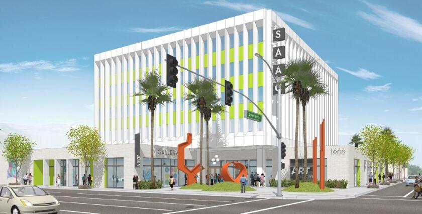 Santa Ana Arts Collective plan
