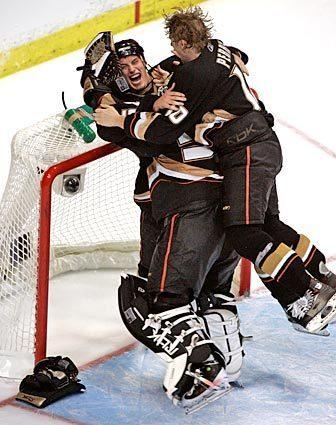 Ducks Win Stanley Cup