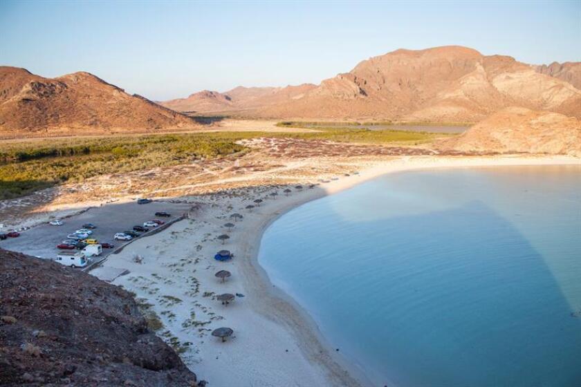 Balandra, playa mexicana de aguas tranquilas y belleza inigualable